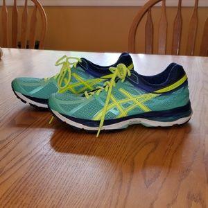 Gel Cumulus 17 Asics Running Shoes